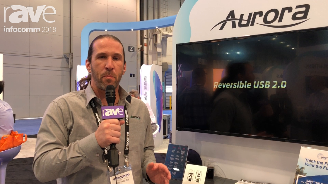 InfoComm 2018: Aurora Multimedia Features HDBaseT Supercharged HT Series