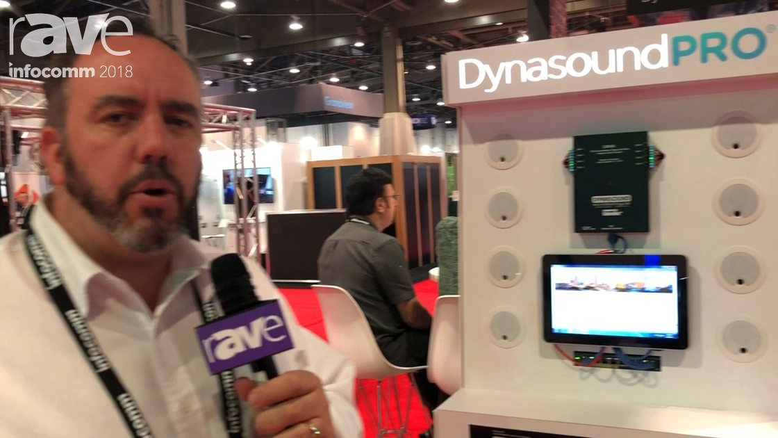 InfoComm 2018: Cambridge Sound Management Presents DS1320 Speaker