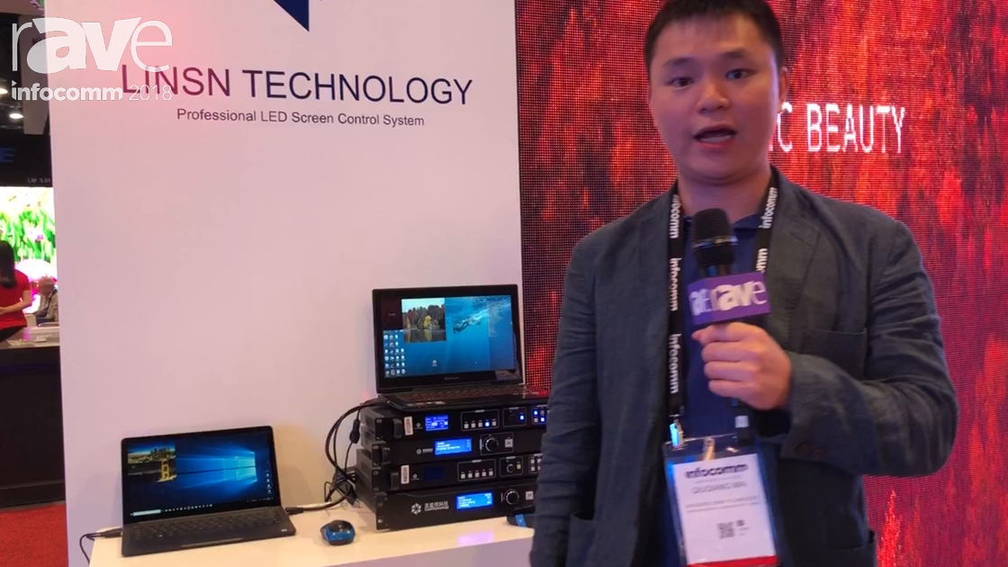 InfoComm 2018: Shenzhen Linsn Technology Introduces TS 962 Professional LED Screen Control System