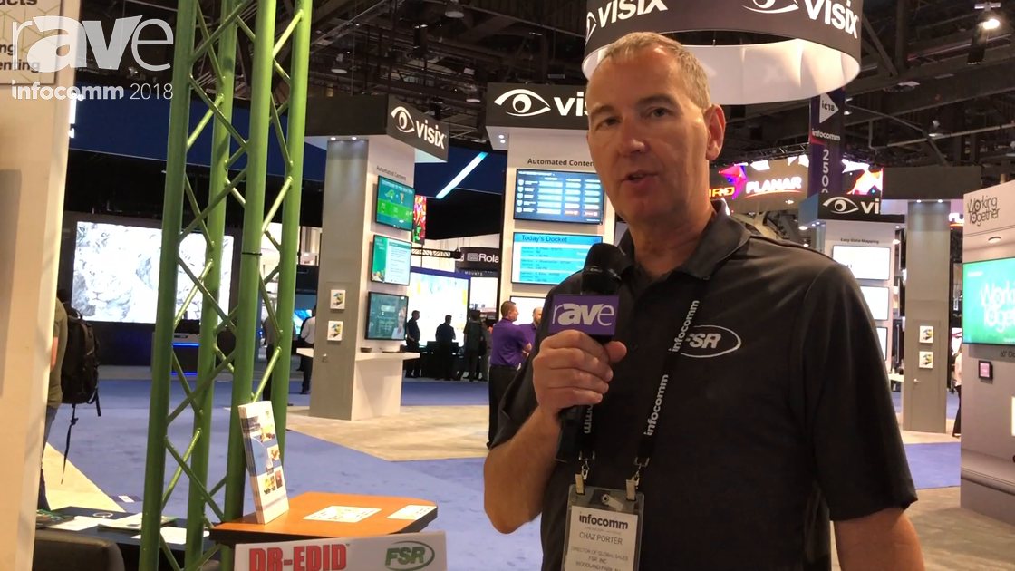 InfoComm 2018: FSR Discusses DR-EDID All-In-One EDID Manager/Learner