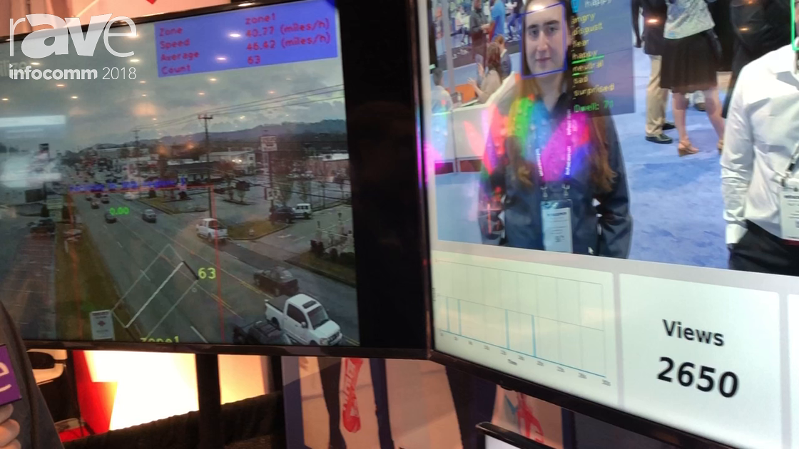 InfoComm 2018: AdMobilize Explains Demographic Recognition Software for Retail Applications