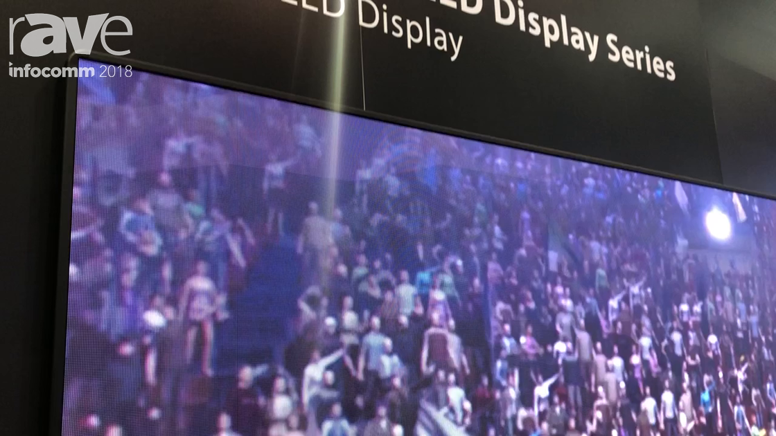 InfoComm 2018: Lighthouse Technologies Shows Off Dynamic A2.5 LED Display Series