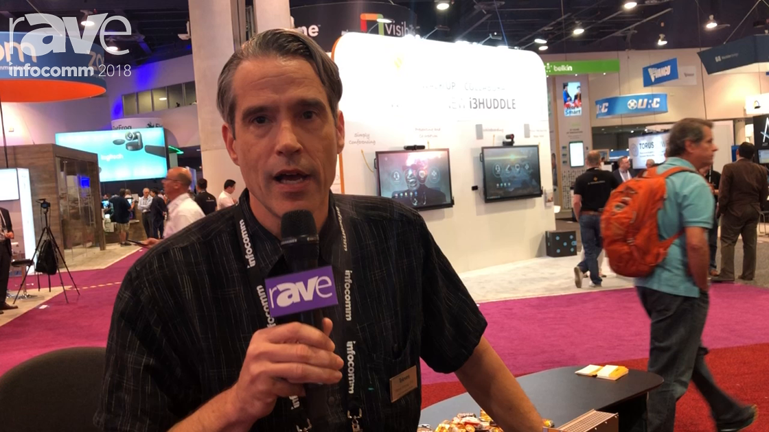 InfoComm 2018: Televes Explains Audio And Video Encoding Solution