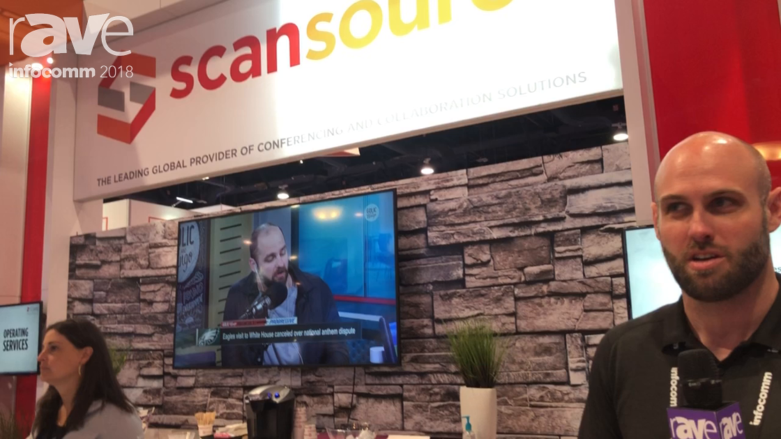 InfoComm 2018: ScanSource Talks About Cloud Communication Solutions