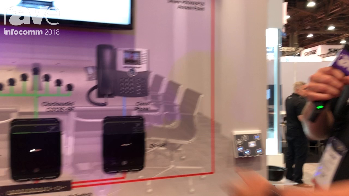 InfoComm 2018: Bose Professional Talks About ControlSpace EX Conferencing Solution
