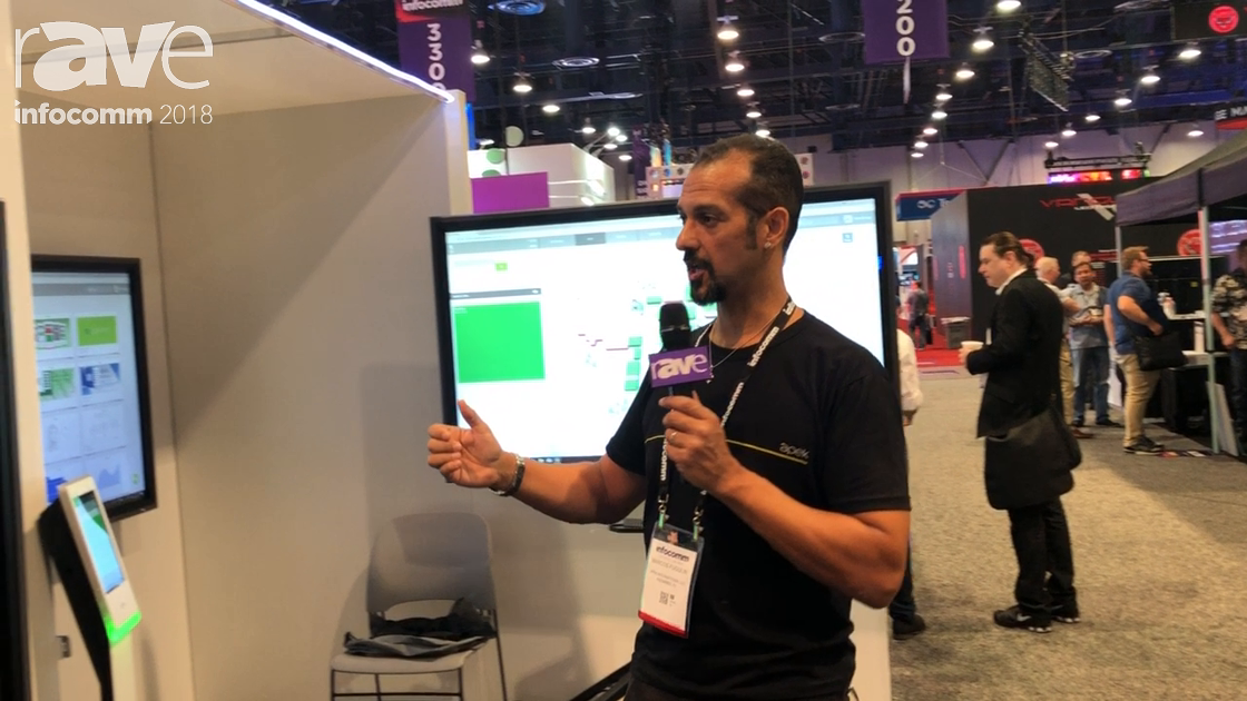 InfoComm 2018: Apek Internation Showcases Retail Solution With Wayfinding and Advertising