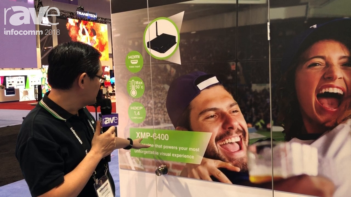 InfoComm 2018: IAdea Corporation Intros XMP-6400 Digital Signage Media Player for Sports Bars