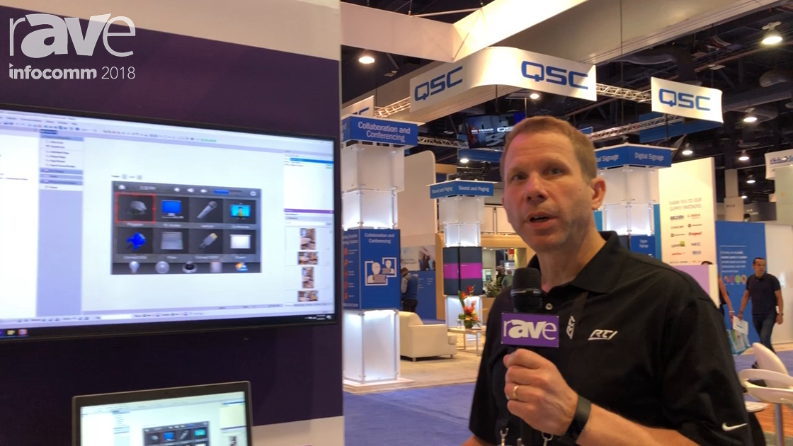 InfoComm 2018: RTI Features Apex Programming Software Platform for Family of RTI Hardware Products