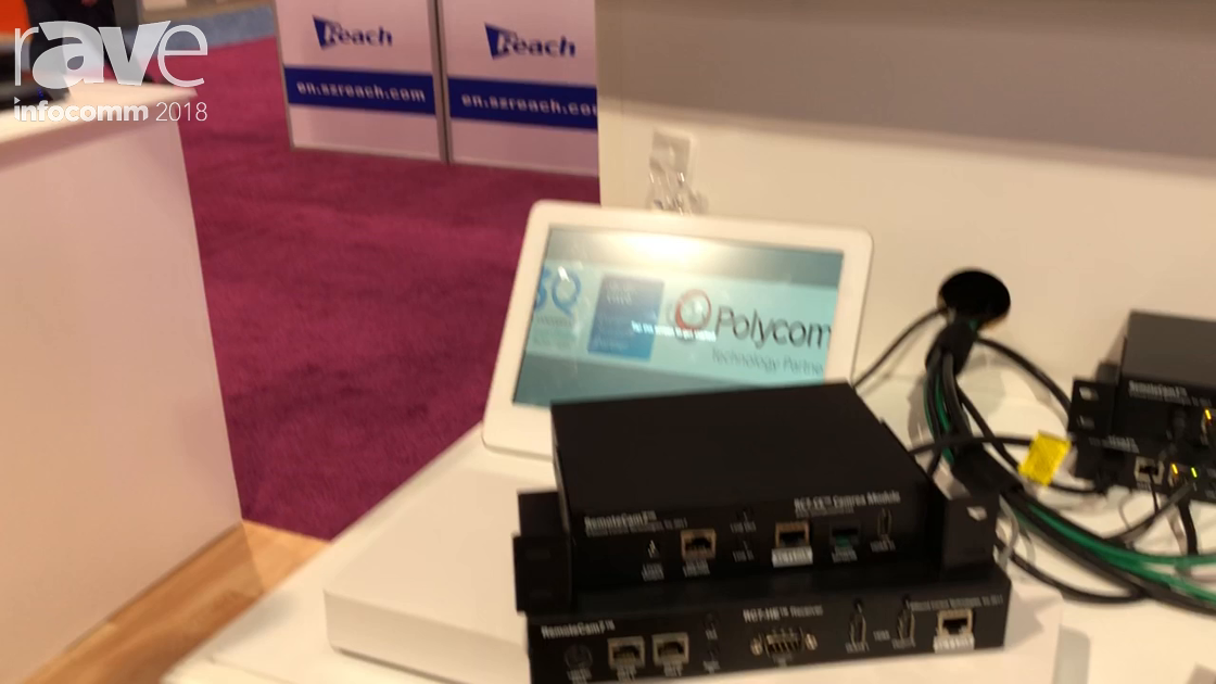 InfoComm 2018: Sound Control Technologies Shows RemoteCam 7 300-Foot Single Cat5e Extension Solution