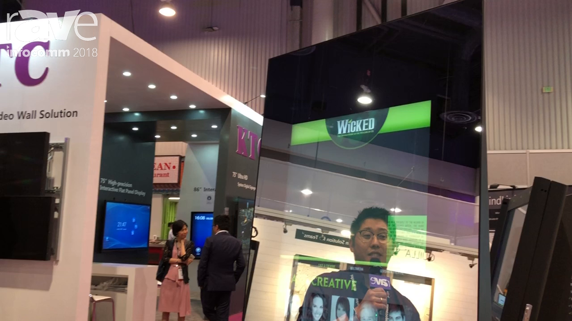 InfoComm 2018: Zoom Digital Signage Demos Its Mirror Display Digital Signage Kiosks