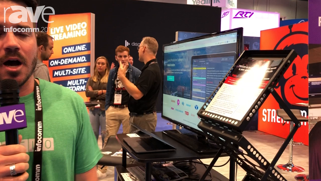 InfoComm 2018: Shoflo Highlights Real Time Collaboration Software and Platform for Live Events