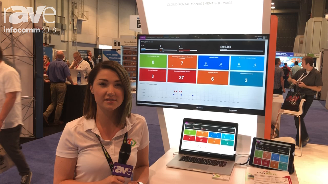 InfoComm 2018: Current Rental Management Software Is a Cloud Based Rental Management Software