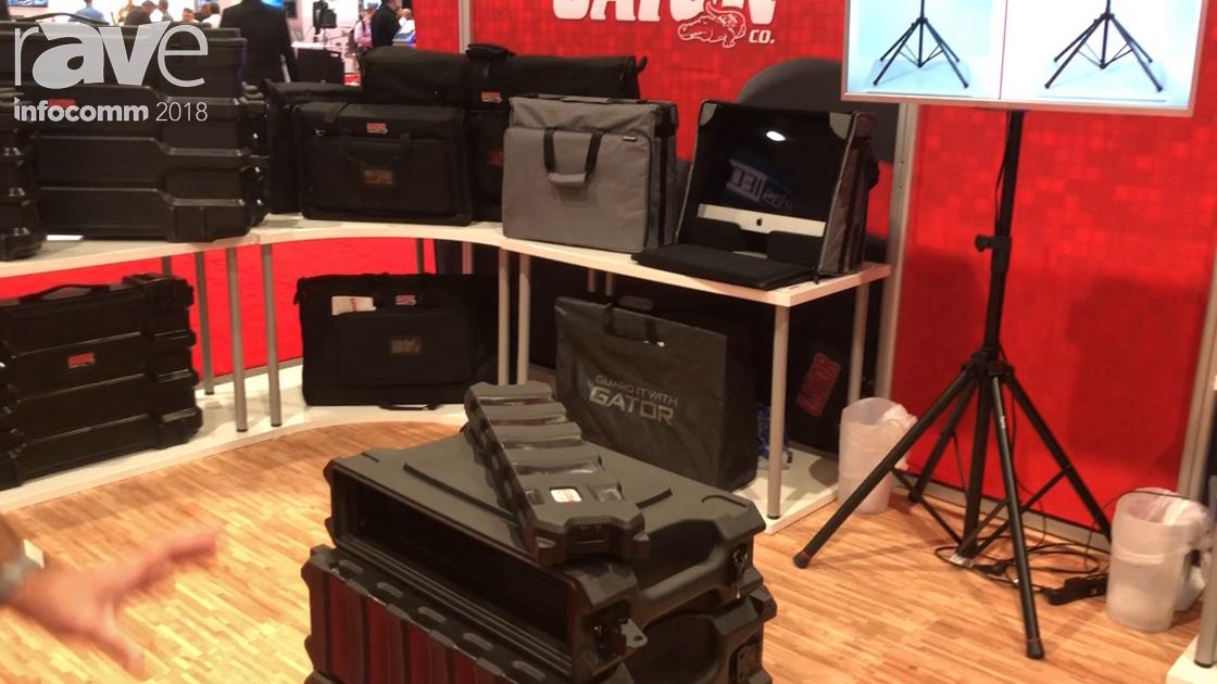 InfoComm 2018: Gator Cases Showcases New GPro Rotomolded Racks