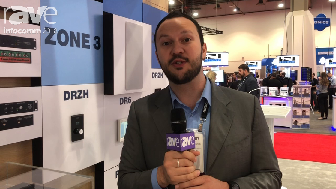 InfoComm 2018: Rane Corporation Showcases the Zonetech Zone Processor With Bluetooth