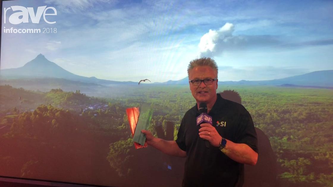 InfoComm 2018: Screen Innovations Intros the Zero Edge Pro with 150-Inch Black Diamond XL