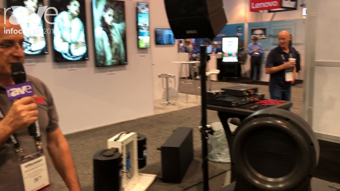 InfoComm 2018: Earthquake Sound Introduces The Pump12 Passive Module