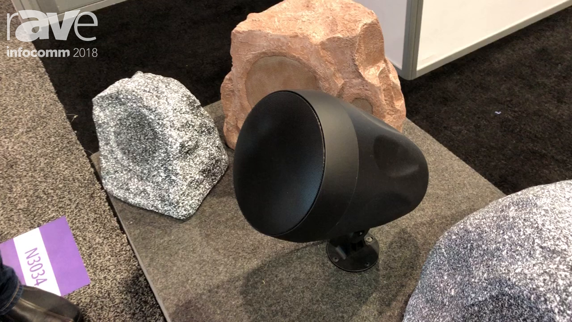 InfoComm 2018: Earthquake Sound Shows PCS 6.5 Pendant Speaker