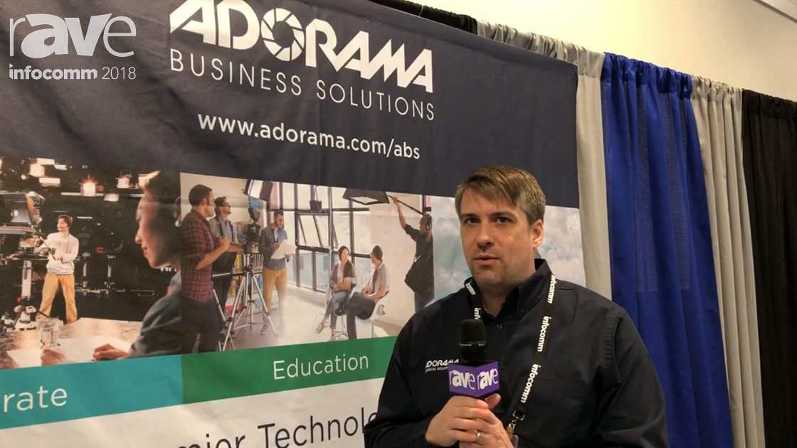 InfoComm 2018: Adorama Talks About Its New Business Services