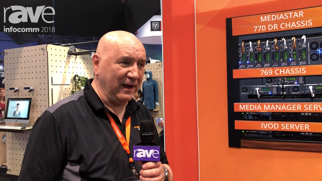 InfoComm 2018: Cabletime Features the Mediastar ATSC/QAM Multi-Tuner and IP Re-Caster Blade
