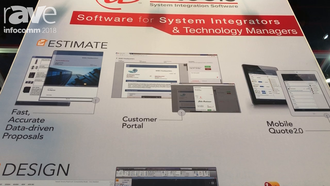 InfoComm 2018: D-Tools Shows Off the New System Integrator 2018