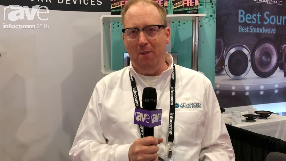 InfoComm 2018: Advanced Network Devices Offers IP PoE Endpoints for Mass Notification Systems
