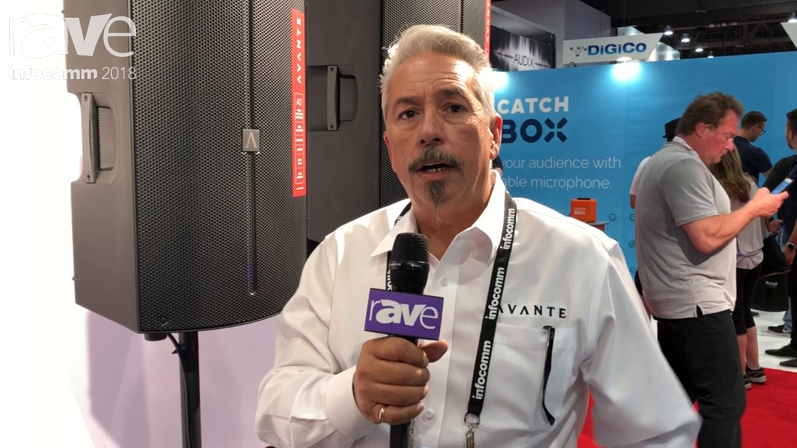 InfoComm 2018: Avante Audio Highlights the Achromic Series of Affordable Portable Amplifiers