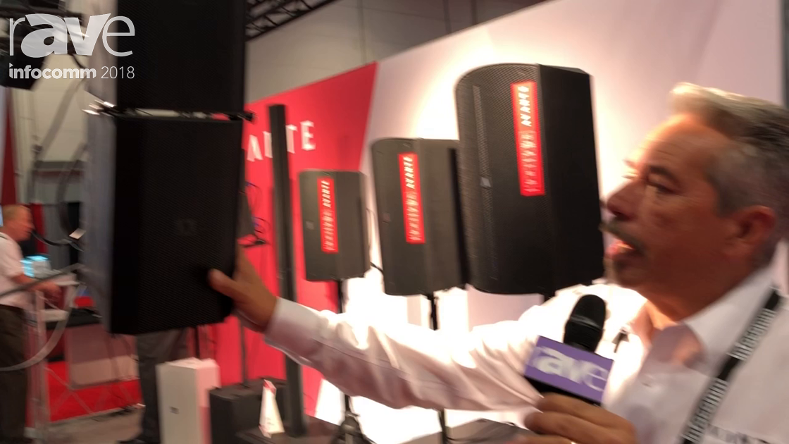 InfoComm 2018: Avante Audio Features Its Imperio Series of Loudspeakers