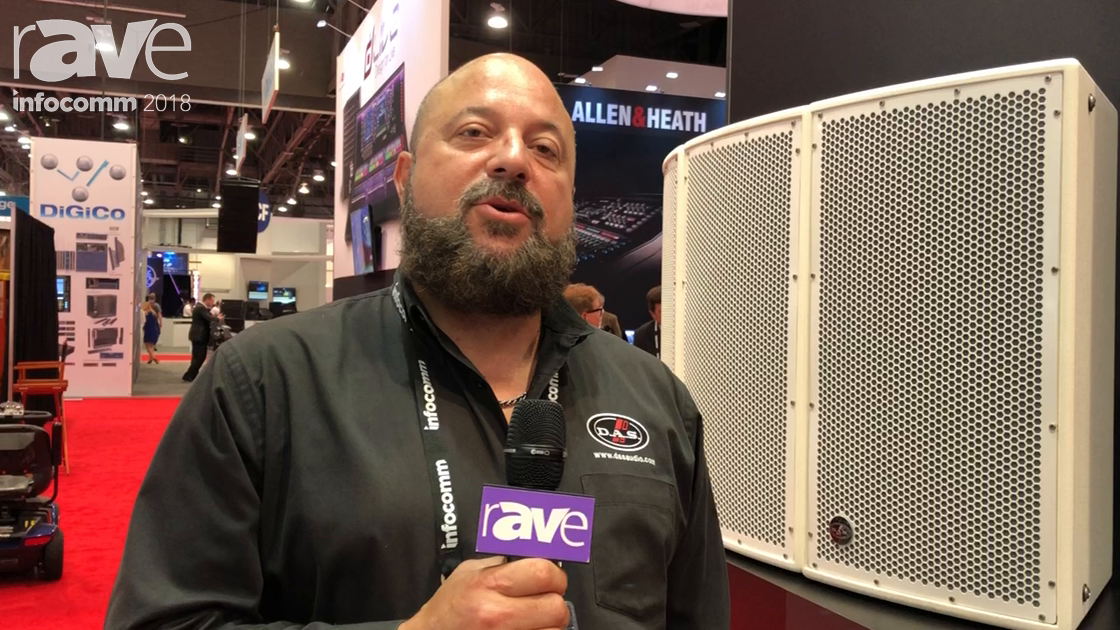 InfoComm 2018: D.A.S. Audio Features the WR Series of Weather Resistant, IP54 Rated Loudspeakers