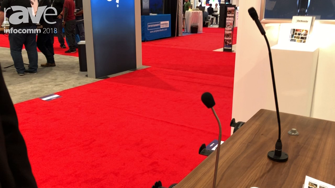 InfoComm 2018: Earthworks Shows the Audio CTF 10 and CTF 12 Stainless Steel Finish