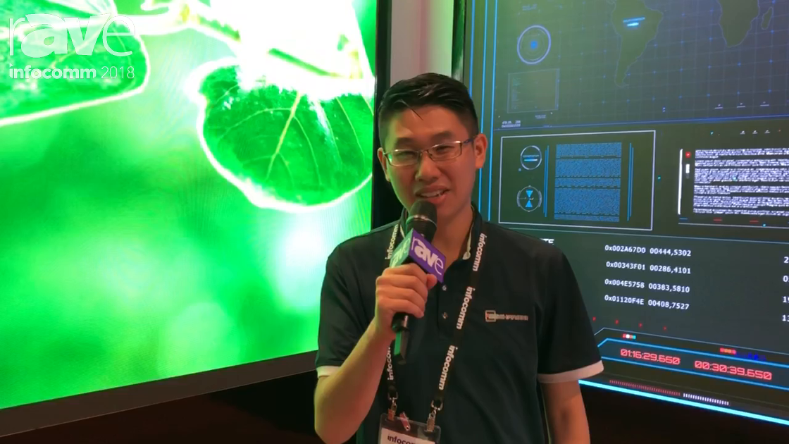 InfoComm 2018: RGBShare Talks About LED Displays and Ease Of Installation