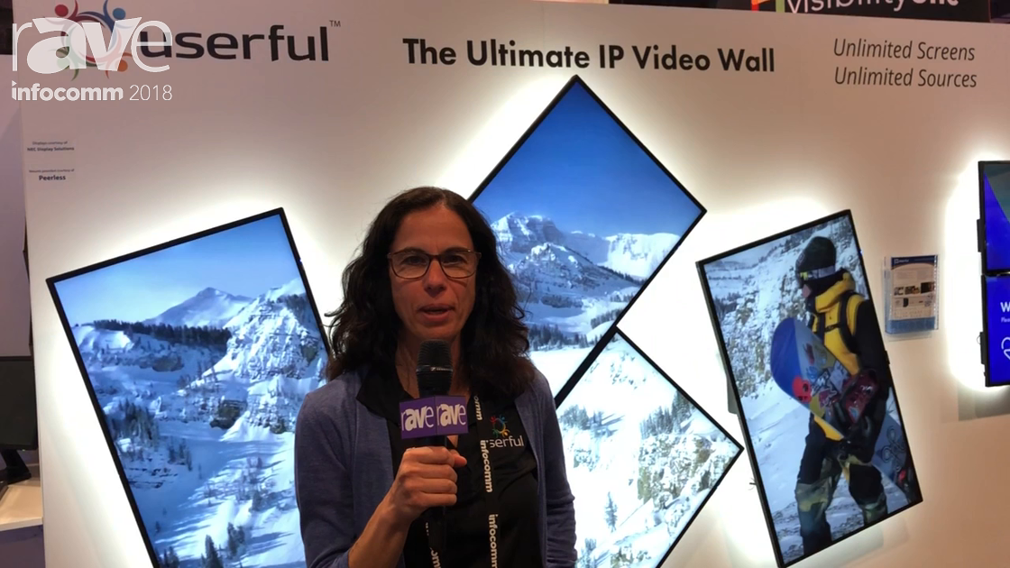 InfoComm 2018: Userful Showcases The Ultimate IP Video Wall