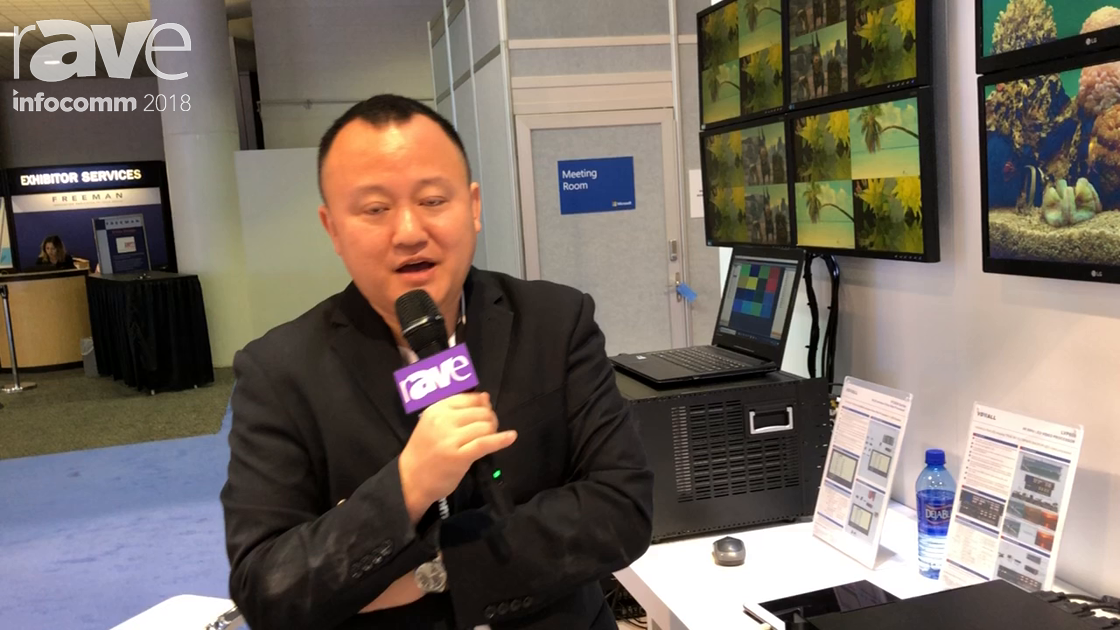 InfoComm 2018: VDWall Announces LVP609 4K 60Hz LED Video Processor