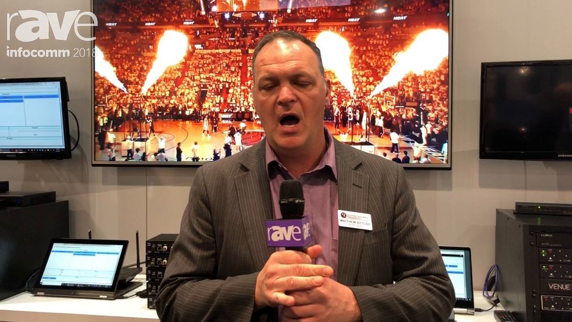 InfoComm 2018: Contemporary Research Unveils the Venue Vizion IPTV, QIPD Decoder