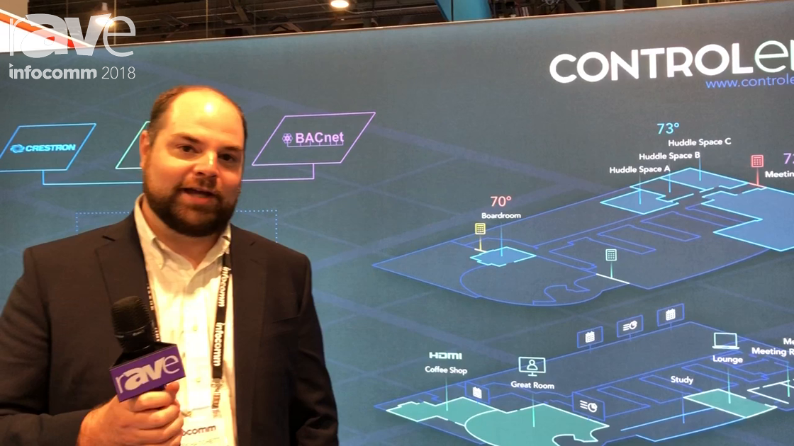 InfoComm 2018: Control Envy Shows Offers Cloud-Based Control Software Platform