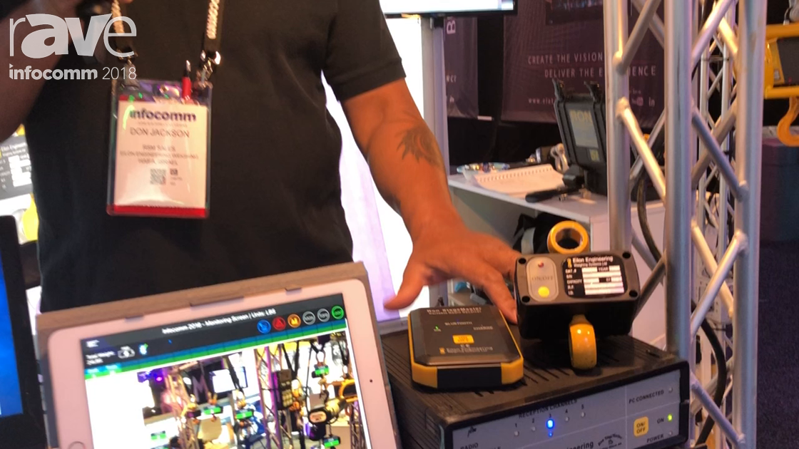InfoComm 2018: Eilon Engineering Displays New Ron StageMaster Wireless and Wired Load Cells