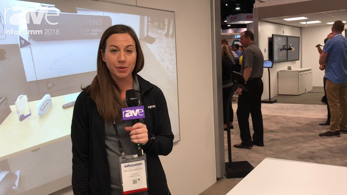 InfoComm 2018: Middle Atlantic Talks About L7 Series Height-Adjustable Lectern With ADA Compliance