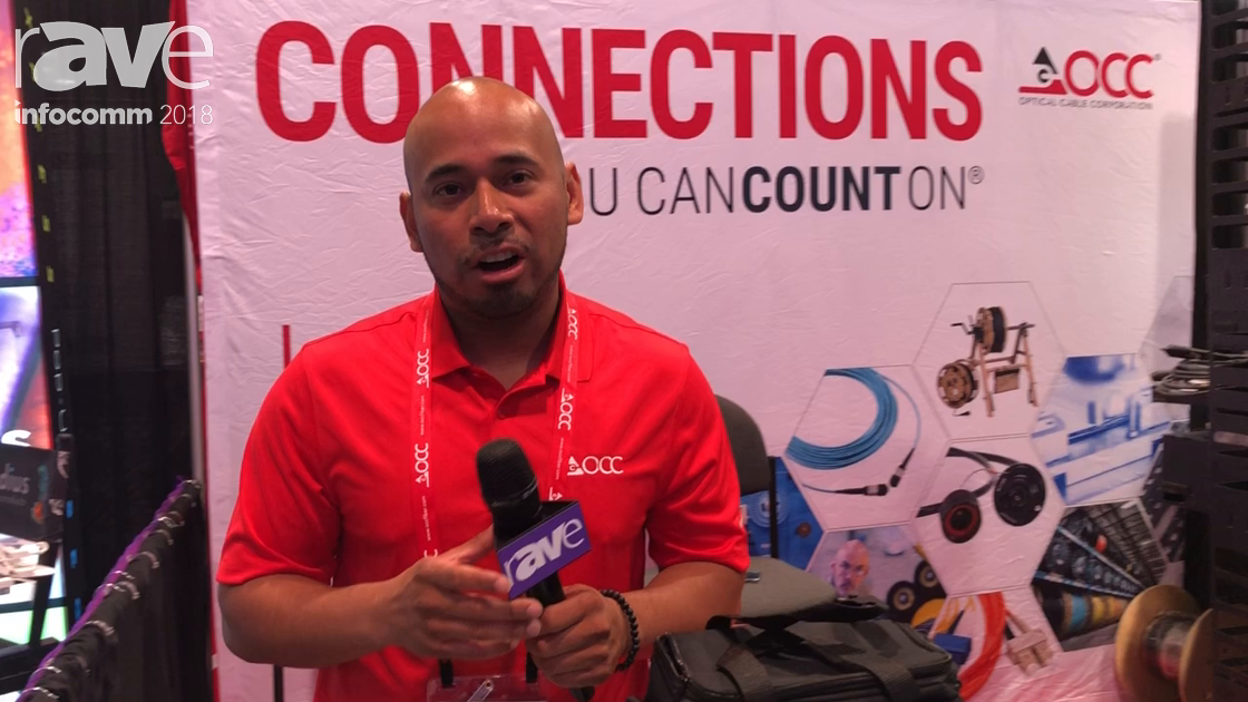 InfoComm 2018: OCC Talks About Its Fiber Optic Cable Termination Tool