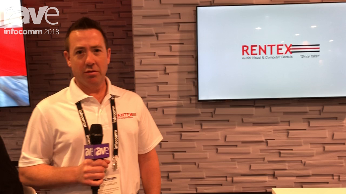 InfoComm 2018: RENTEX Offers Nationwide Wholesale AV Rentals
