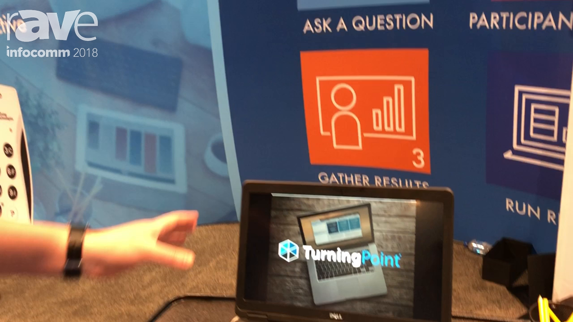 InfoComm 2018: Turning Technologies Turning Point PowerPoint Add-In Software for Audience Response