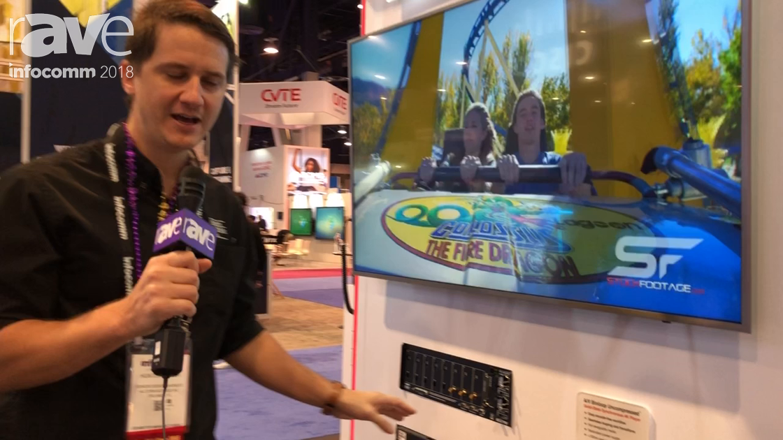 InfoComm 2018: Alcorn McBride A/V Shows Binloop Uncompressed Solid-State Synchronous 4K Player