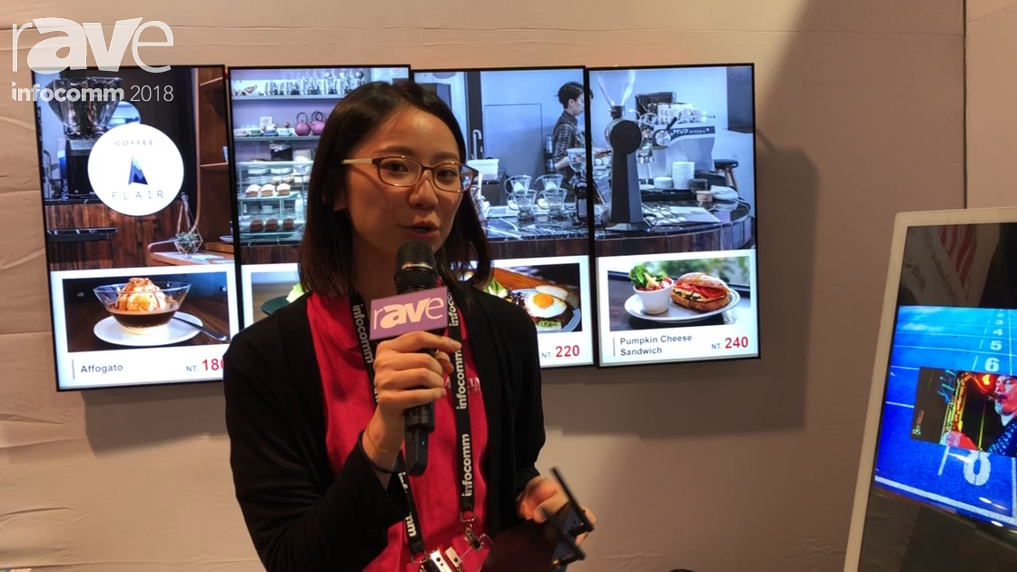 InfoComm 2018: AVLink Talks About MirageView Media Player & Video Wall Solutions