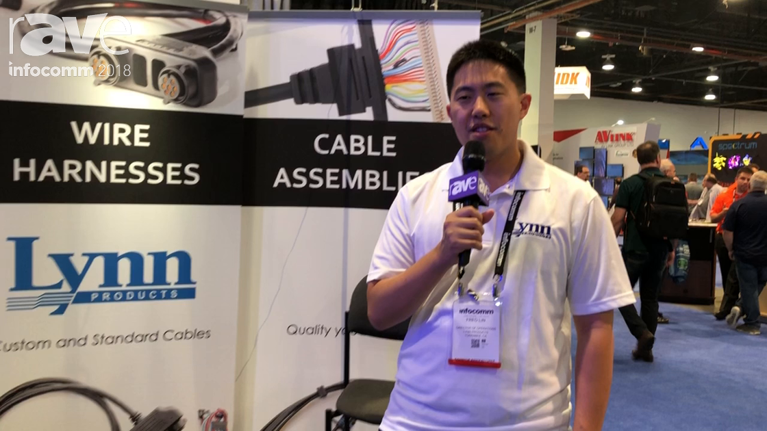 InfoComm 2018: Lynn Products Showcases Custom Cabling Solutions
