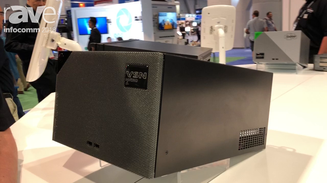 InfoComm 2018: Datapath Shows VSNMicro 600 Video Wall Controller for Medium Scale Applications