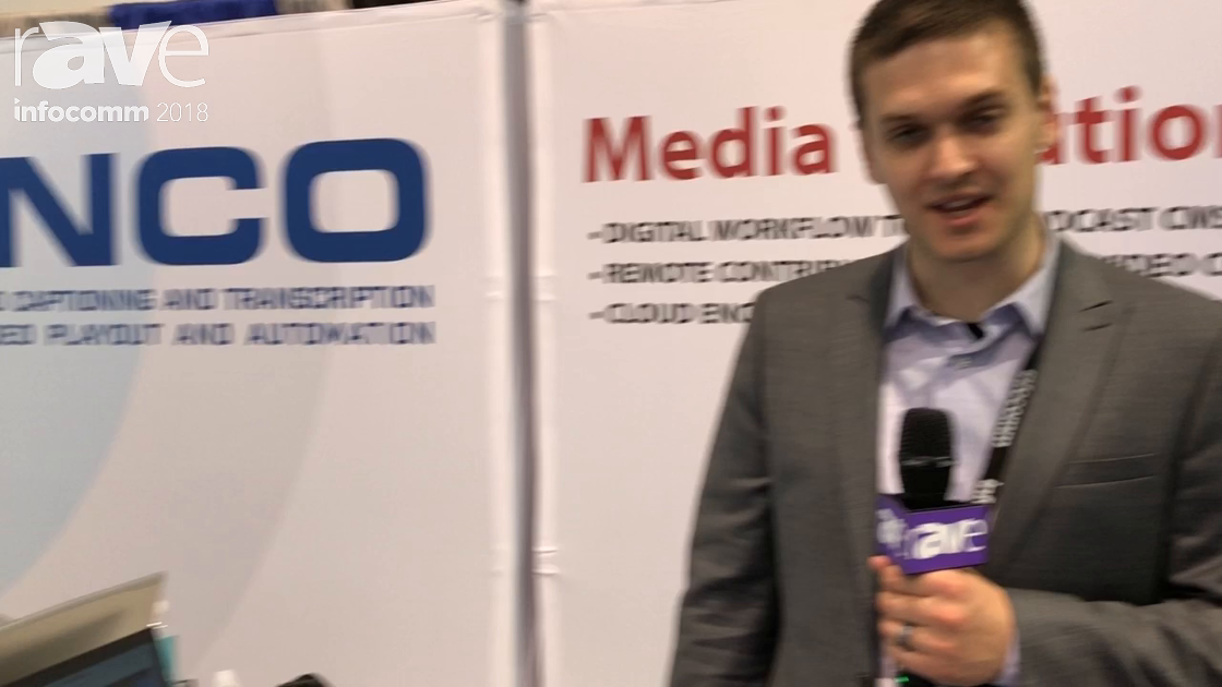 InfoComm 2018: StreamGuys Shows SGrecast Cloud-Based Audio Recording & Caption Producing Software
