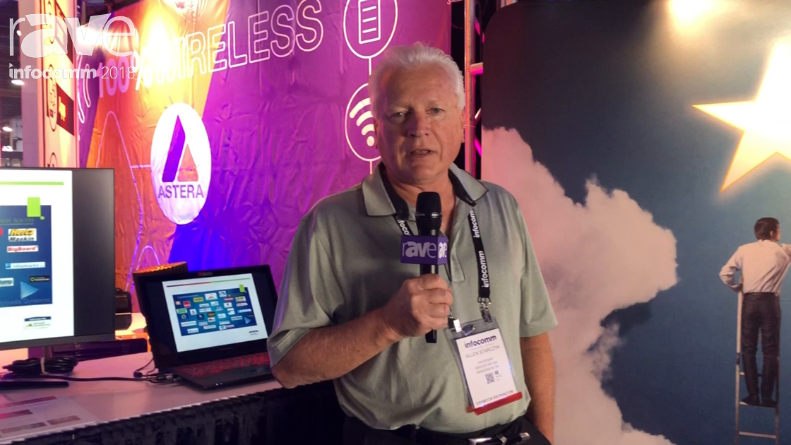 InfoComm 2018: White Star USA Presents EQM AV Staging and Events Software