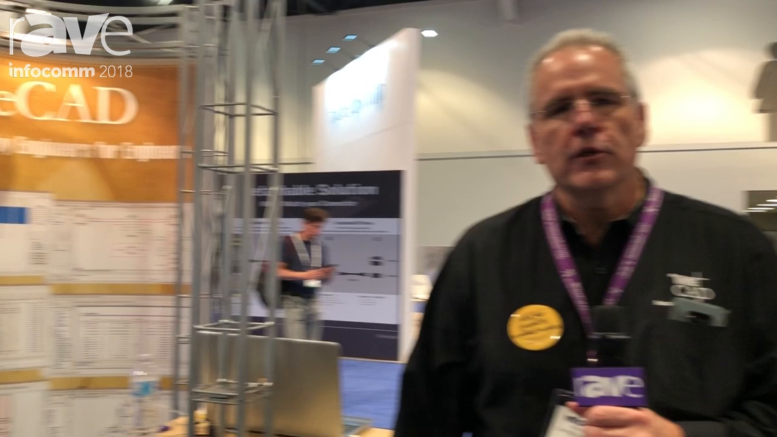 InfoComm 2018: WireCAD Talks About WireCAD Software for Systems Design