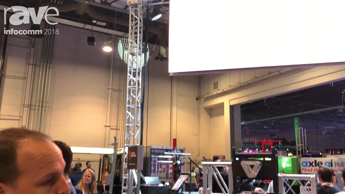 InfoComm 2018: Applied Truss and Electronics Highlights Hand Winch Goal Post System