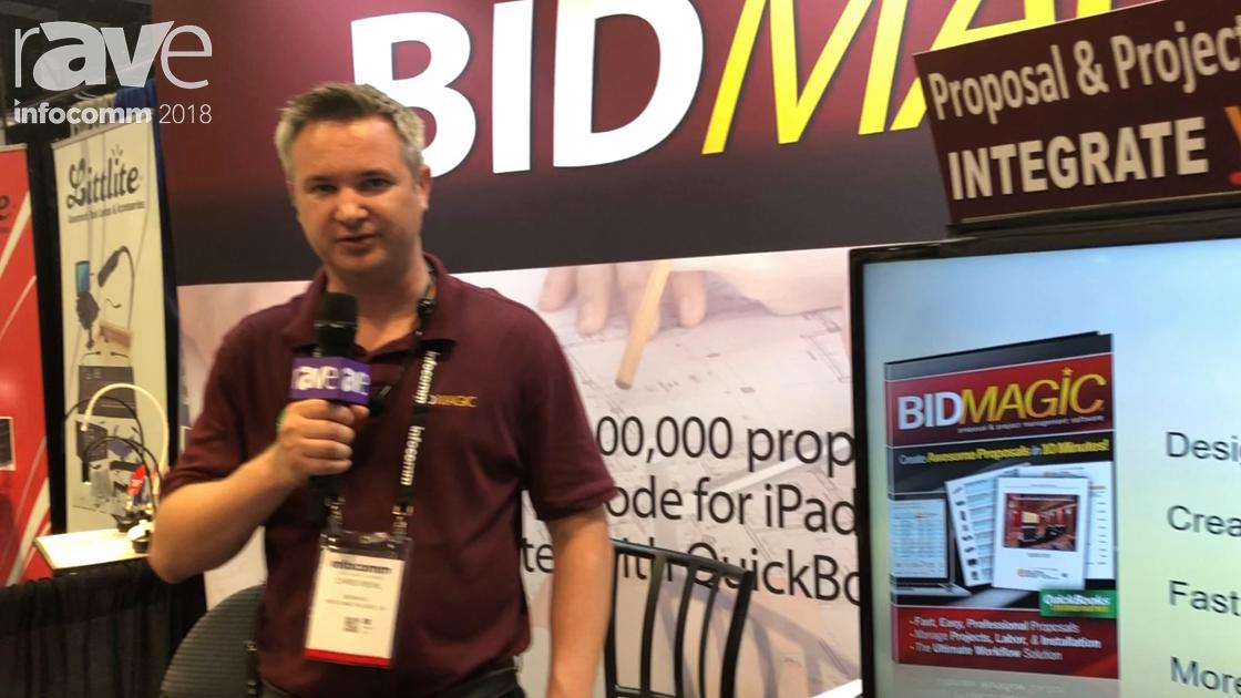 InfoComm 2018: BidMagic Discusses BidMagic Proposal and Project Management Solutions