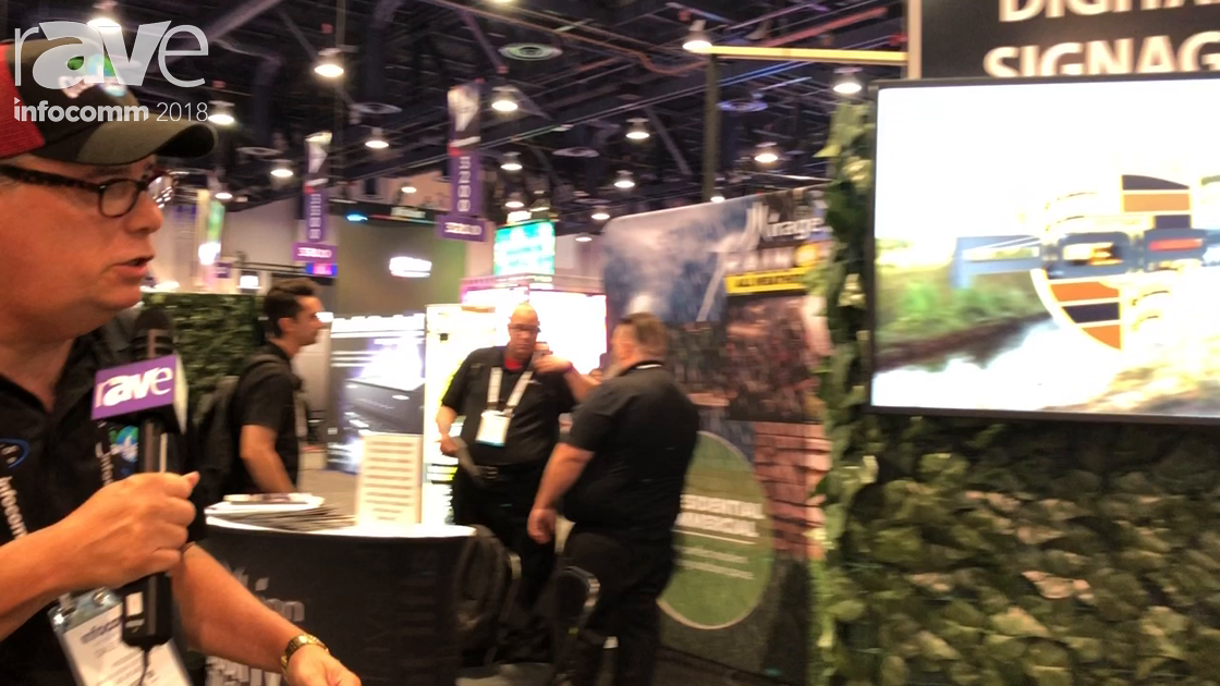 InfoComm 2018: Global Outdoor Concepts Features Mirage Vision 3D for Digital Signage Display