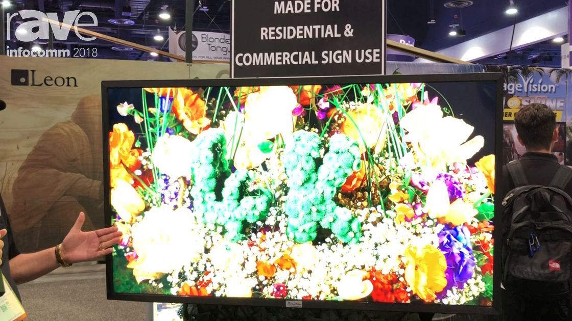 InfoComm 2018: Global Outdoor Concepts Shows Mirage Vision Super Hi-Bright Outdoor TV